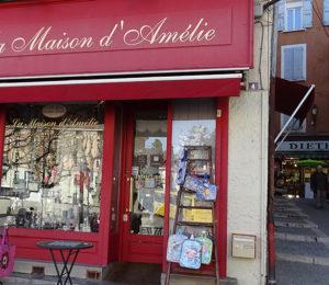 La maison d'Amélie