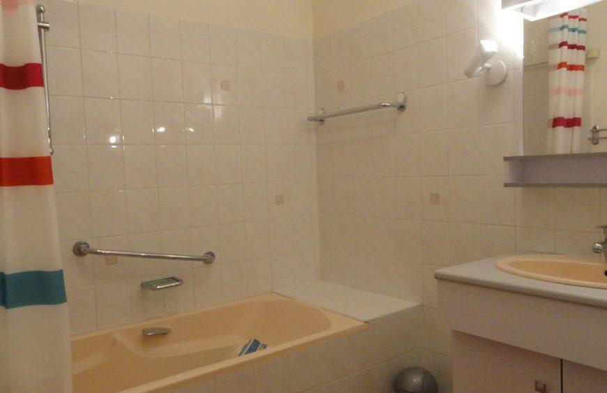 Appartement T2 Traverse des eaux chaudes