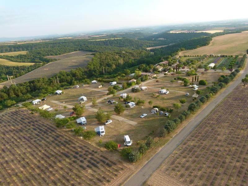 Camping à la ferme de Vauvenières