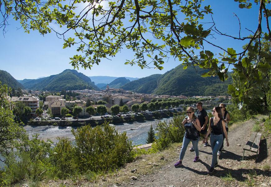 Sentier de Caguernard