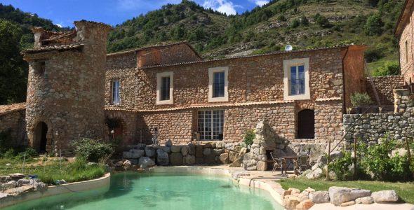 Chambre d'hôte le Château d'Auribeau