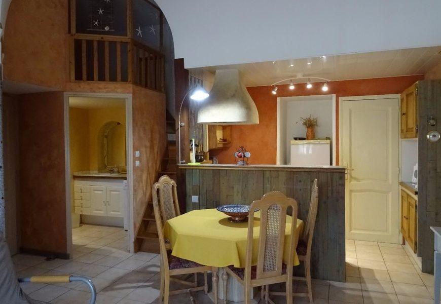 Appartement T2 «Côté Jardin»