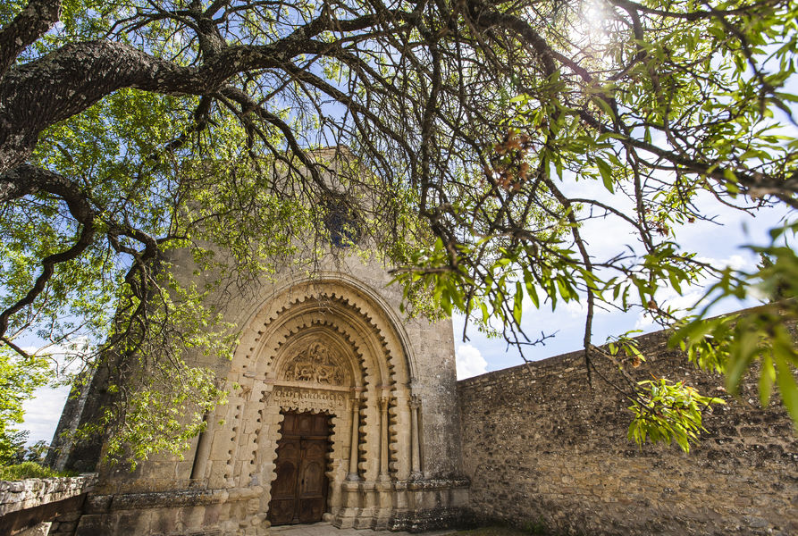 Monastère de Ganagobie