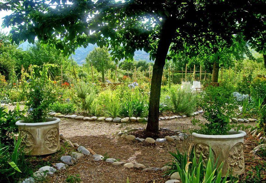 Jardin Bonne Étape