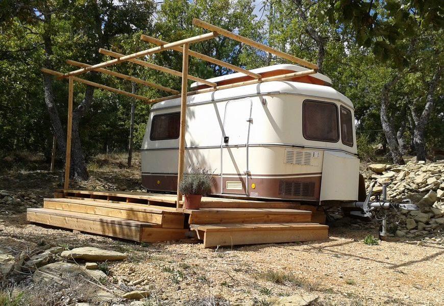 Camping Lou Pèbre d'Ail