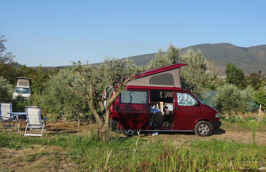 Camping Terre du Vanson