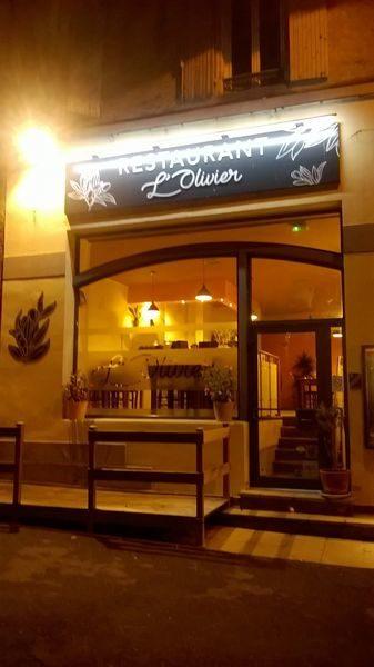 Restaurant L'Olivier – Digne les Bains