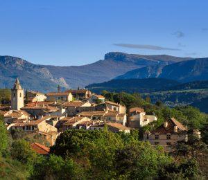 Village de Château-Arnoux