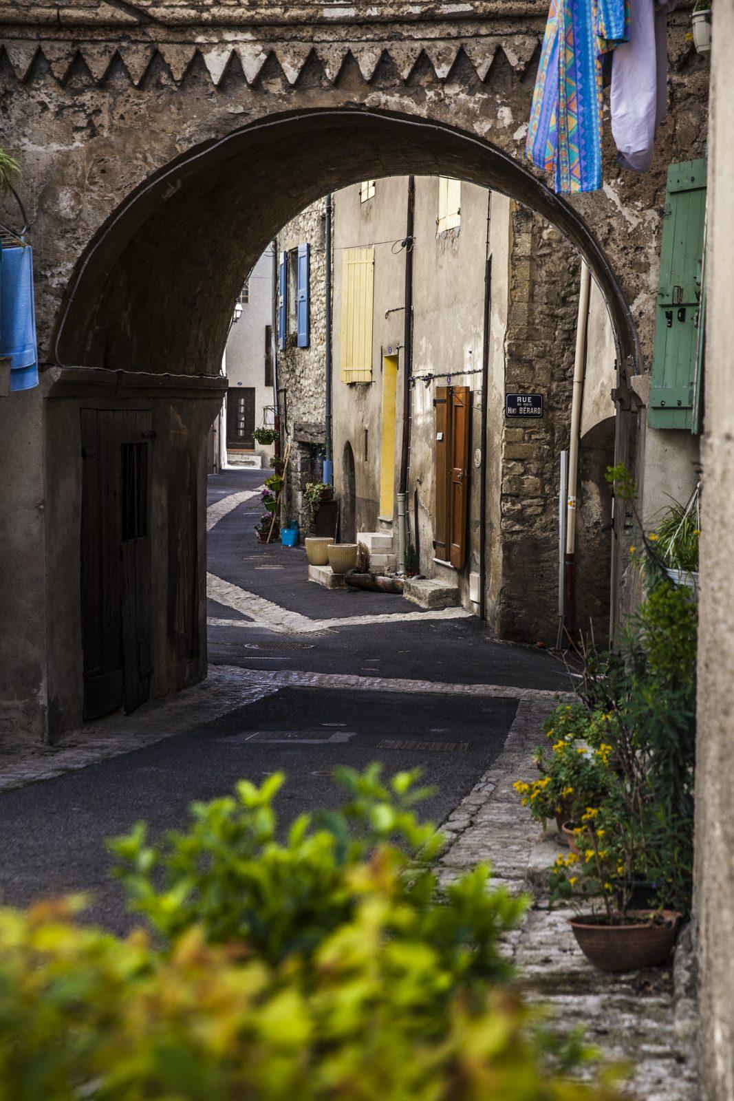 Village de Peyruis