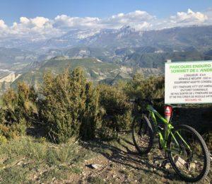 Circuit VTT – Enduro Sommet de l'Andran
