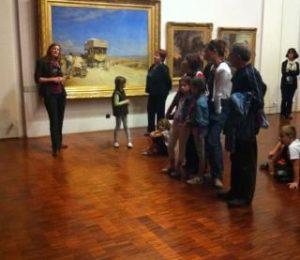 Visite guidée au musée Gassendi