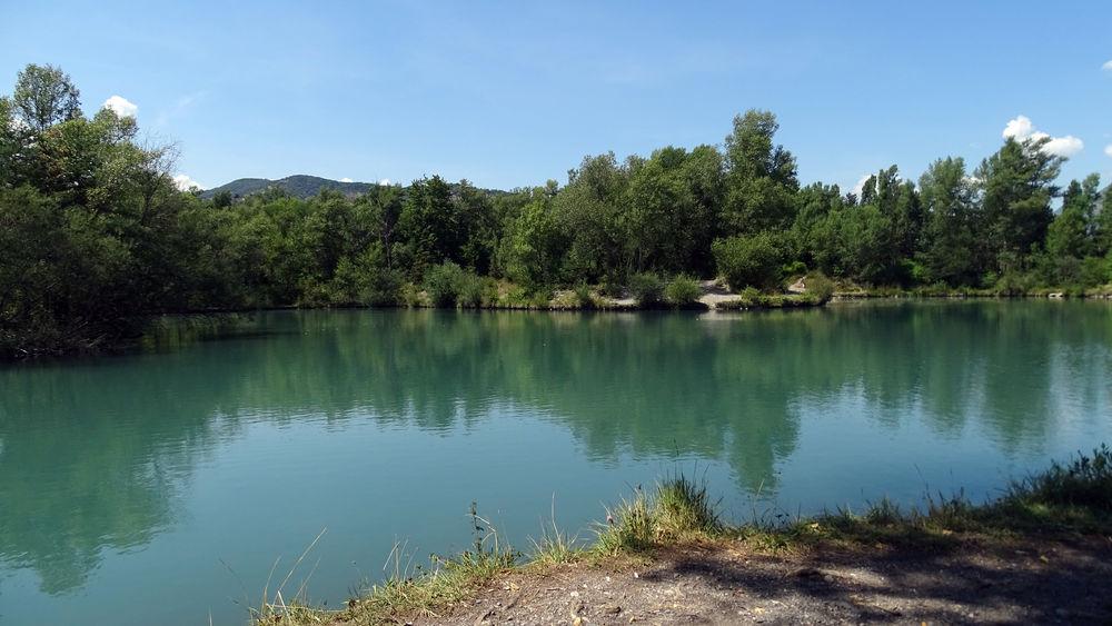 Les rives de la Bléone N°12 Digne-les-Bains