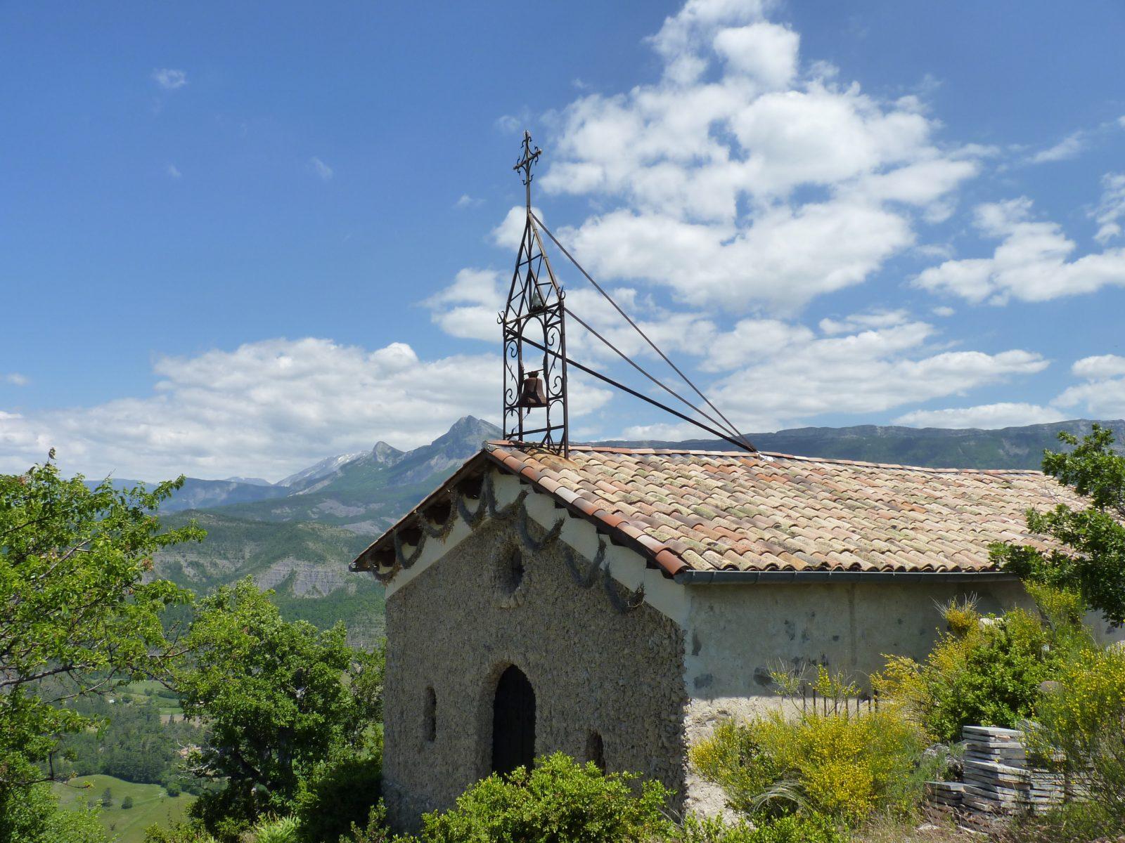 Chapelle Saint Pancrace N°12 Digne les Bains