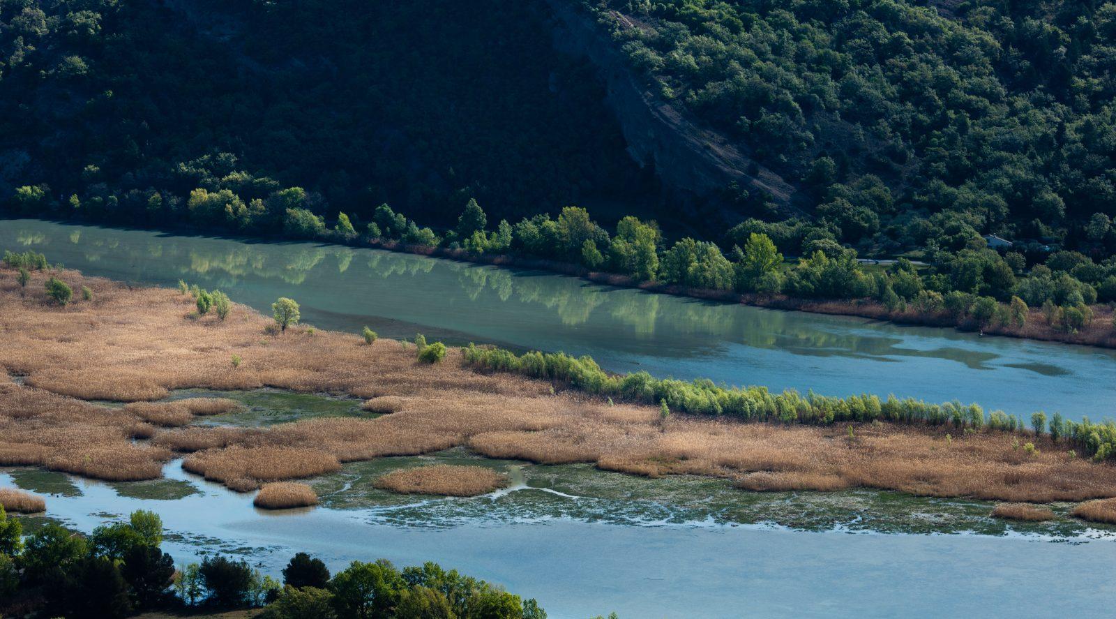 Le tour du lac N°18 Chateau-Arnoux