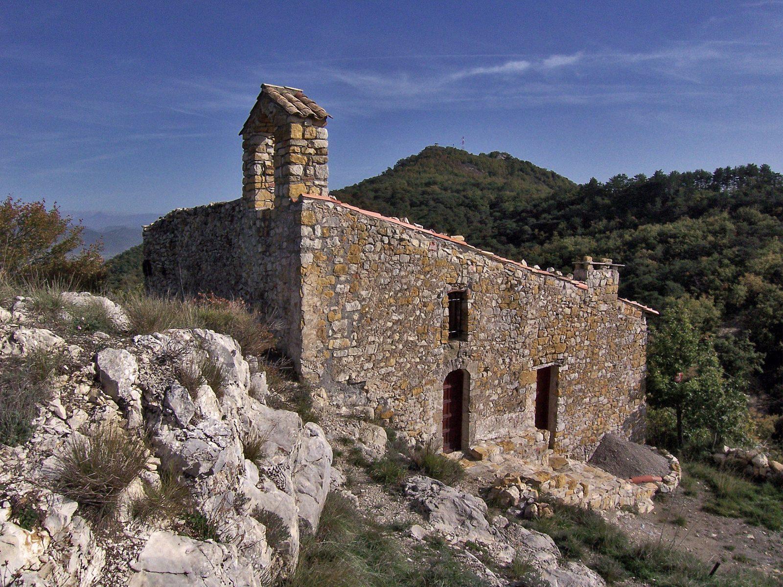 Le circuit de la chapelle d'Augès N°19 Peyruis