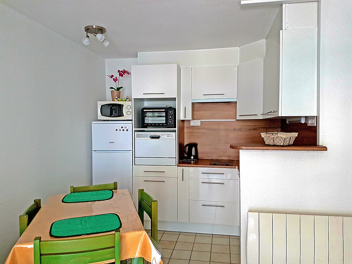 Appartement T2 N°27 Le Vallon des Sources