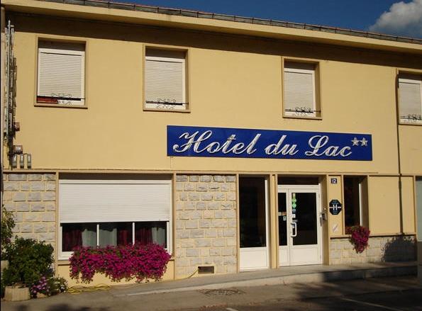 L'Hôtel du Lac à Château-Arnoux-Saint-Auban