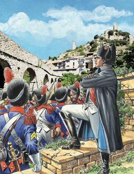 Napoléon à Volonne