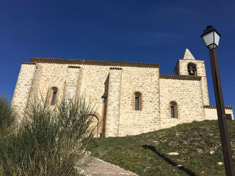 Eglise du Vieil Aiglun