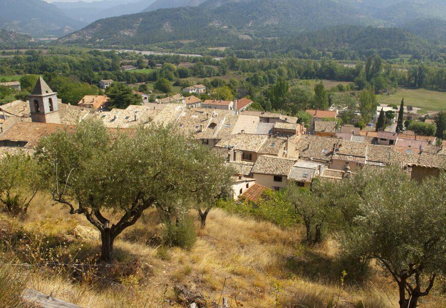 Village de Mézel