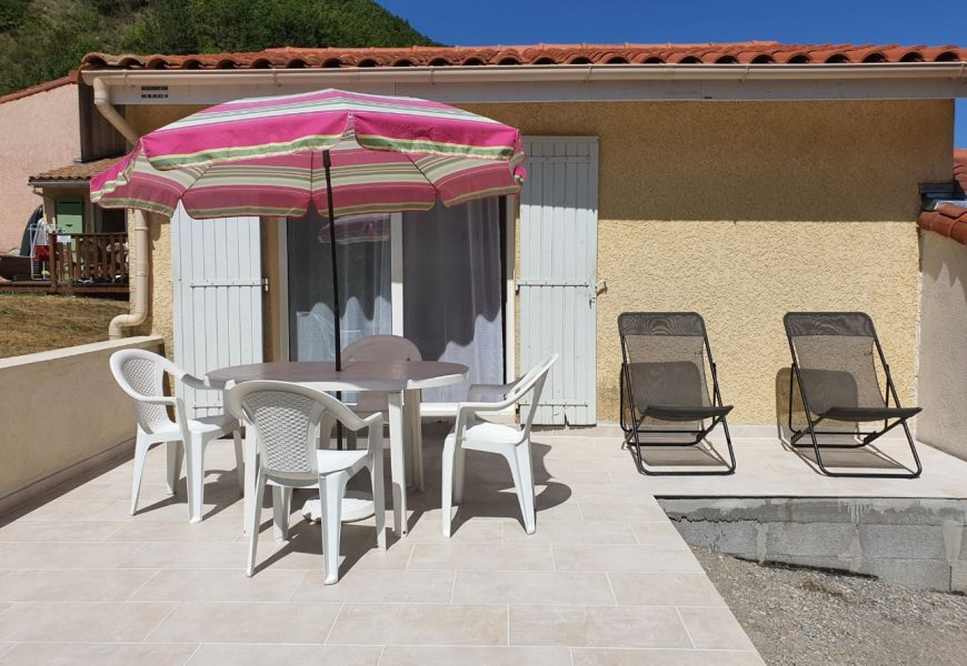 Appartement T2 n°120 Le Vallon des Sources