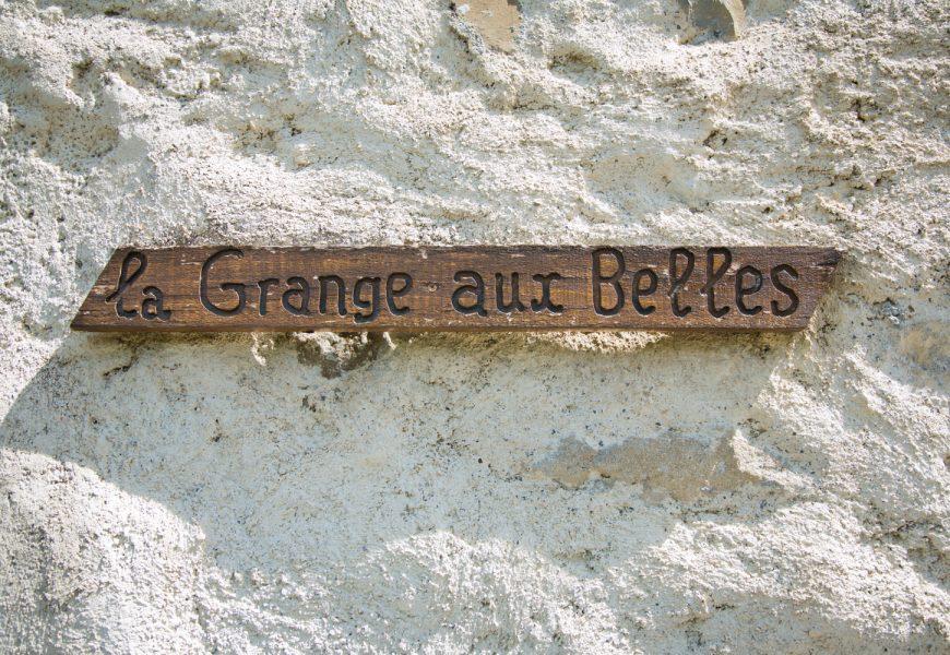 La Grande aux Belles (Le Château)