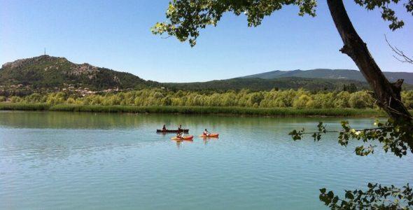 Lac de Volonne