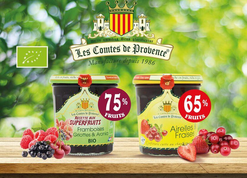 Les Comtes de Provence