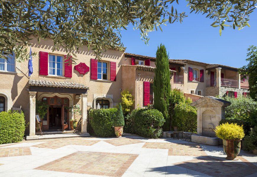 Hôtel La Bonne Etape à Château Arnoux