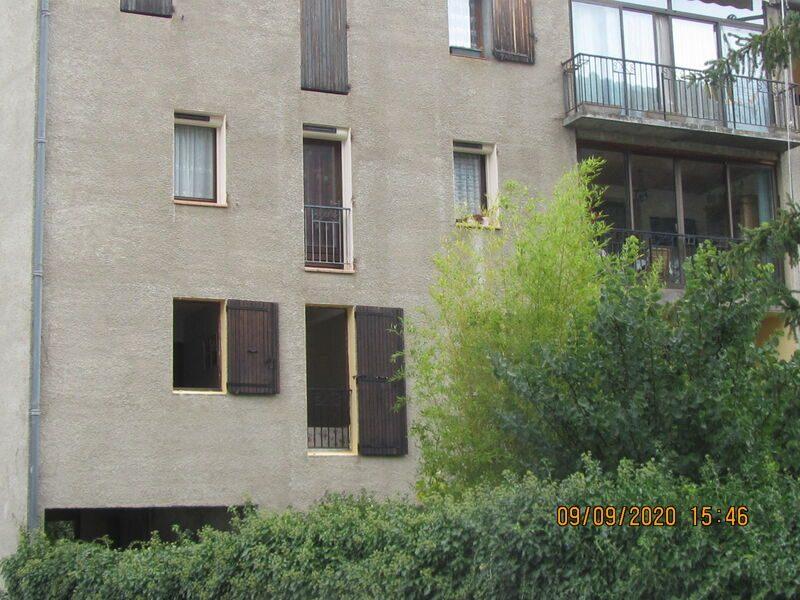 Appartement T4 rue des Archives