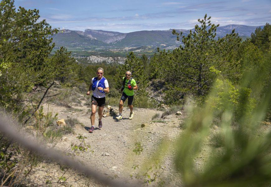 Séjour Trail Val de Durance